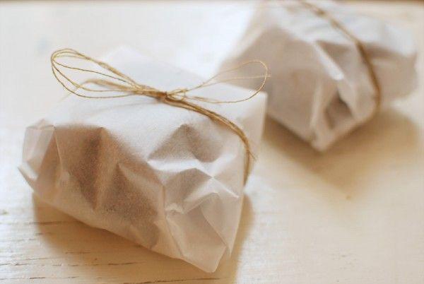 Упаковка из пергамента своими руками 40