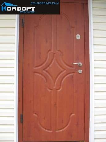 входные стальные двери заводского изготовления
