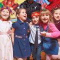 Детский праздник как у стр фреш детский праздник